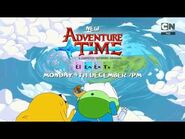 Cartoon Network UK HD Adventure Time- Elements Promo