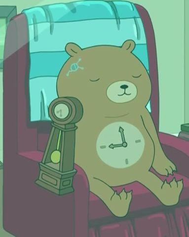 Clock Bear