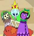 S2e3 Nice King on princesses again