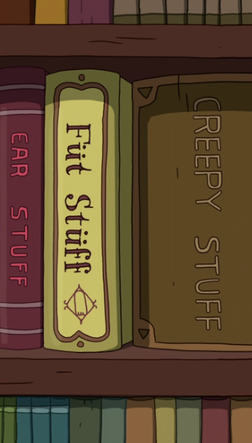 Füt Stüff Book