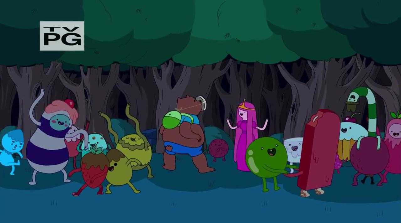 Finn's Best Party