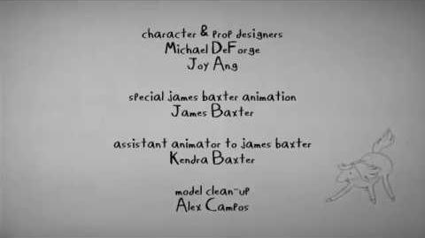Horse and Ball Special Ending Credits
