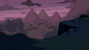 S7e33 Wild Trap Mountain peak