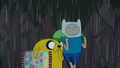 S4e23 Finn and Jake with lollies