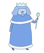 King of Blue concept art by writer and storyboard artist Steve Wolfhard