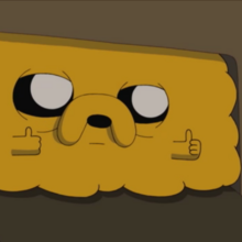 S5 e39 jake thumbs up.PNG