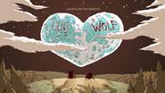 Hug Wolf Sketch