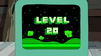 Level 20 Page