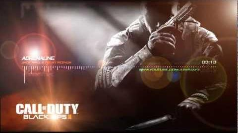 Call of Duty Black Ops 2 Multiplayer Main Menu Music- Adrenaline by Trent Reznor