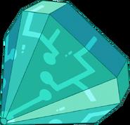 Genesis Crystal render