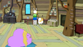 S6E9 - Male LSP in Fionna's house