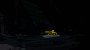 S8e27 Lich's hand crawling to his well of power