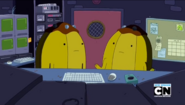 S5e44 Banana Guards in control room 3