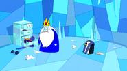 S4e24 Ice King looking for wishing eye