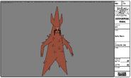 Modelsheet spikymayor
