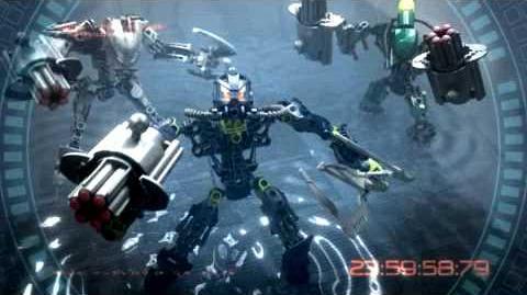 Bionicle Toa Mahri Movie