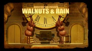 Titlecard S6E31 walnuts&rain