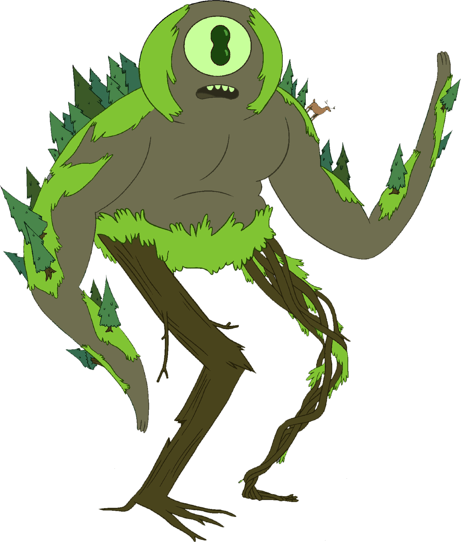 Forest Cyclops