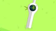 Grass Sword worms in to Finn Sword