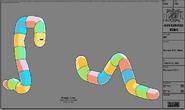 Modelsheet wormowithrims