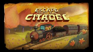 Titlecard S6E2 Escape from the Citadel