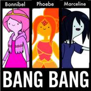 Adventure Time Bang Bang