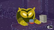 The Cosmic Owl Adveture Time