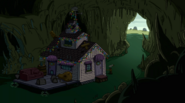 Marceline's house in Come Along With Me