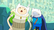 S7E23 Finn tries to stop Prismo