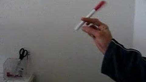 Beginner Pen Tricks