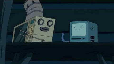 Adventure Time - Sad Face (Sneak Peek)