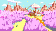 Adventure time candy kingdom by fullerenedream-d4dvvae