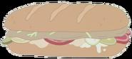 Jake Most Delicious Sandwich