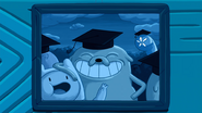 S10e10 Finn Jake graduation Warren Ampersand