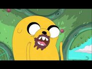 Adventure Time - Jake vs Me-Mow (preview)