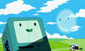 S5e17 BMO and Bubble at door