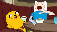 S9e2 Finn and Jake Laughing