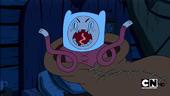 S1e12 Finn is spooked