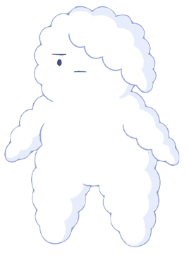 Cloud Person