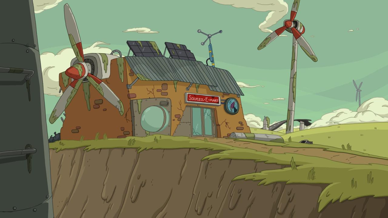 Squeez E Mart Adventure Time Wiki Fandom