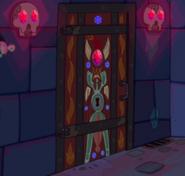S1e18 Key Door