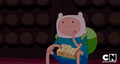 S3e10 Finn with raw noodles