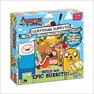 A everything burrito game