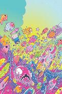 Adventure Time Season 11 -5 Vermilyea Variant