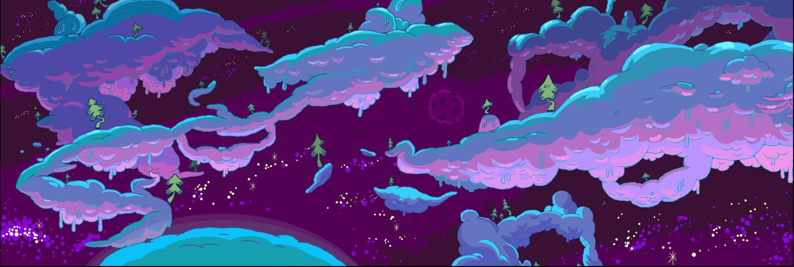 Lumpy Space