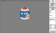 Modelsheet kimchi