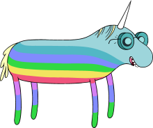 Bob Rainicorn