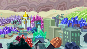 S7e30 Crystal Town