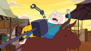 S5e1 Finn The Human Jake and Bartram