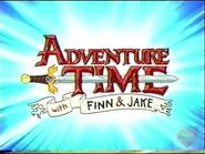 Adventure Time with Finne & Jake - Cartoon Network - Promo - 2009